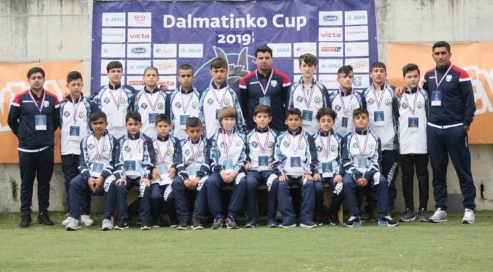 """Dalmatinko Cup""dan ""Sabah""a xüsusi diqqət"