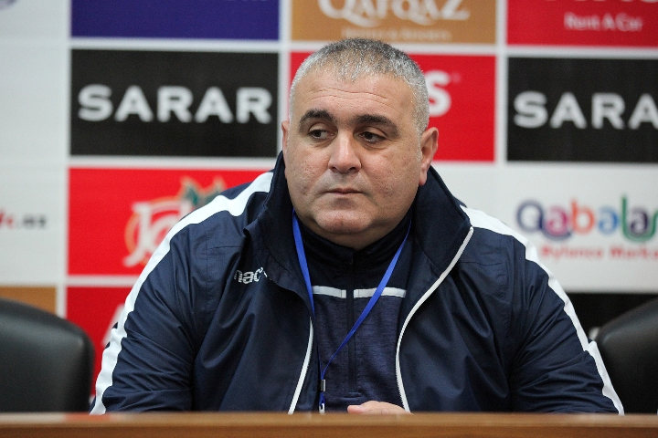"""R.Babayev: """"İstəkli, əzmkar oyun sərgilədik"""""""