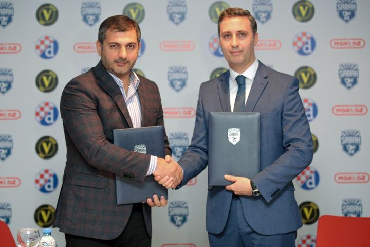 """Maxi.az"" ""Sabah"" Futbol Akademiyasının titul sponsoru oldu"
