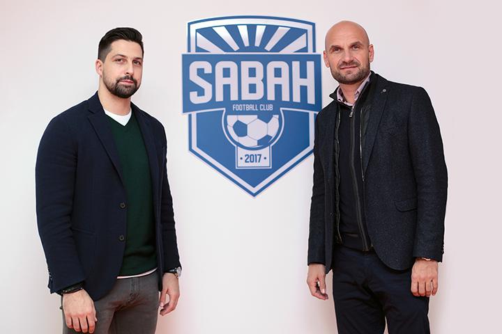 """""""Sabah"""" FK-da yeni baş məşqçi"""