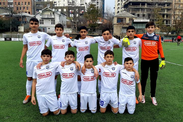 """""""Sabah""""ın U-14 komandası """"Levante"""" ilə qarşılaşdı"""