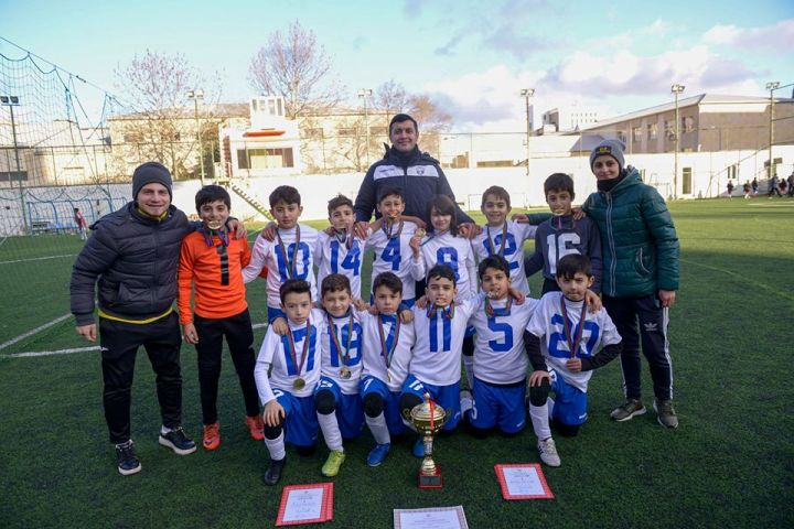 """Sabah"" won the memorial tournament of 20 January martyrs"