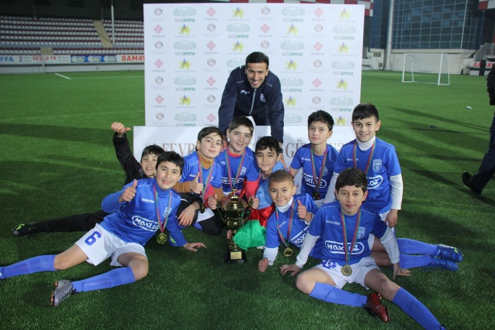 """Sabah"" won the tournament dedicated to the Youth Day"
