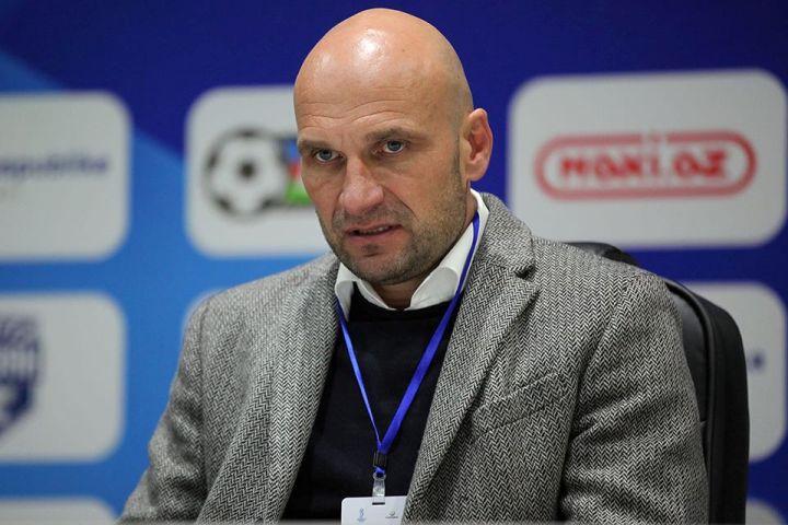 """Jelko Sopiç: """"Gündən-günə daha yaxşı olacağıq"""""""