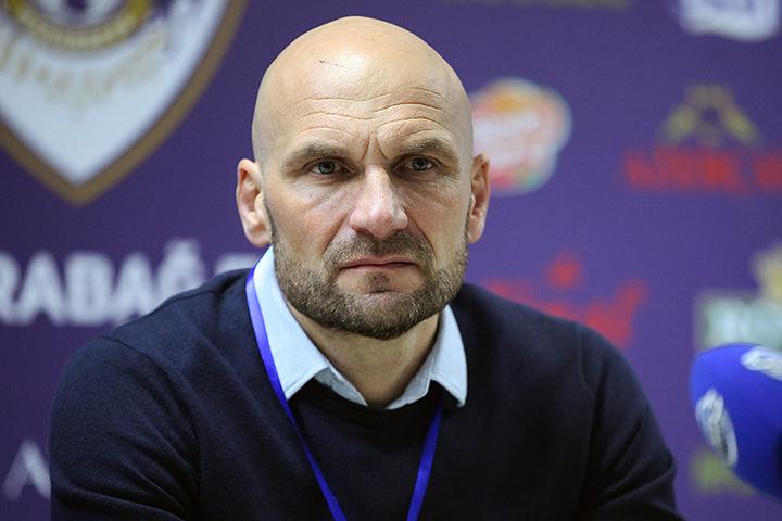 """Jelko Sopiçin """"Qarabağ""""la oyun barədə fikirləri"""