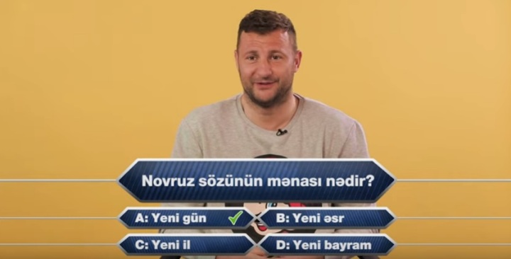 "Legionerlərimizin ""Novruz imtahanı"" – VİDEO"