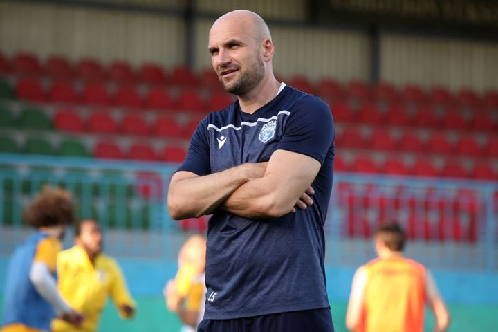 Sabah FC parted ways with Zeljko Sopic