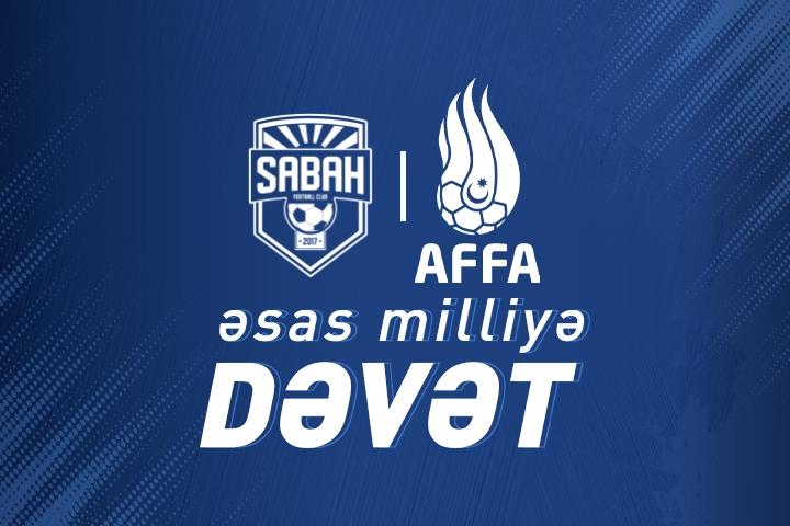 """""""Sabah""""ın futbolçuları əsas millidə!"""