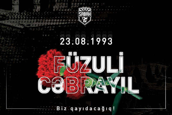 27 year without Fuzuli and Jabrayil