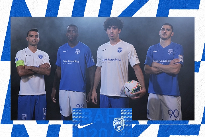 Sabah FC has revealed new home & away kits for 2020/21 season
