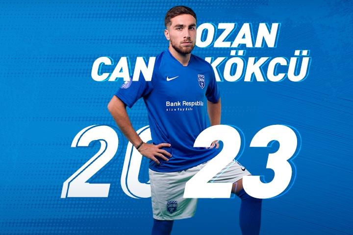 Ozan Can Kökcü ilə yeni müqavilə imzalandı!