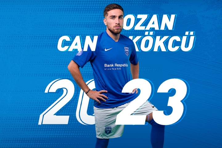 A new contract has been signed with Ozan Can Kokcu!