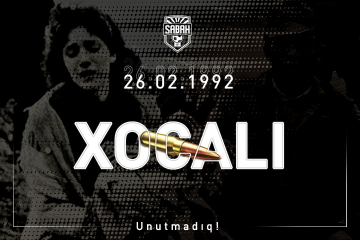 Today is the 29th anniversary of the Khojaly genocide