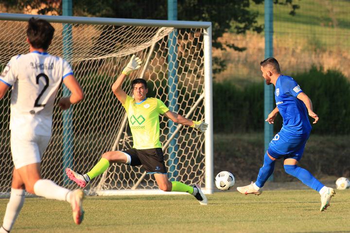 Sabah FC defeated Shukura FC