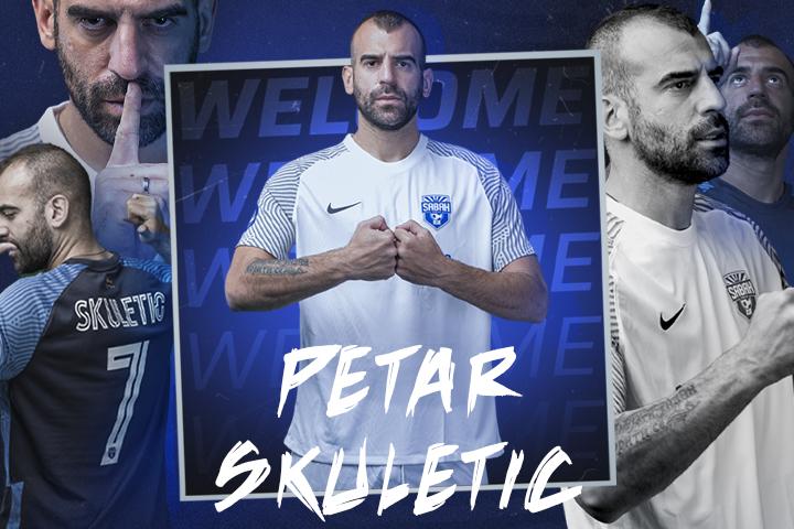 Petar Škuletić in Sabah!